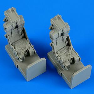 OV-1 Mohawk - Ejection - Seats with safety belts [Roden] · QB 48606 ·  Quickboost · 1:48