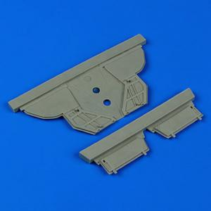 F-101A/C Voodoo - Undercarriage cover [Kitty Hawk] · QB 48629 ·  Quickboost · 1:48