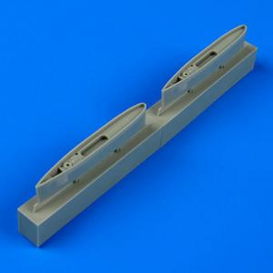 L-29 Delfin - Pylons [AMK] · QB 48631 ·  Quickboost · 1:48