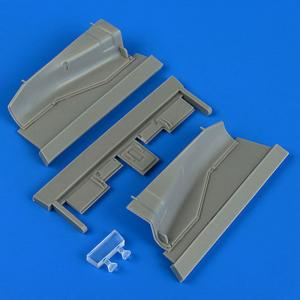 Tornado IDS - Undercarriage covers [Revell] · QB 48716 ·  Quickboost · 1:48