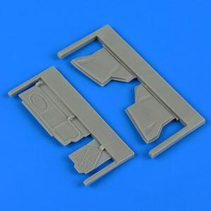 Su-25K Frogfoot - Undercarriage covers [KP/Smer] · QB 48725 ·  Quickboost · 1:48