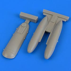 L-29RS Delfin - Reccon conversion [AMK] · QB 48742 ·  Quickboost · 1:48