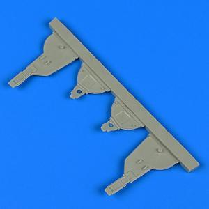 Ki-61-Id Hein - Undercarriage covers [Tamiya] · QB 48804 ·  Quickboost · 1:48