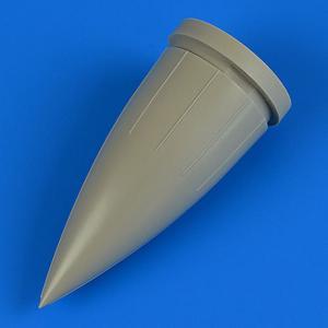 Su-35 Flanker-E - Correct radome [Great Wall Hobby] · QB 48845 ·  Quickboost · 1:48