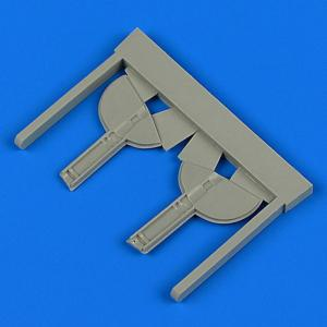 Spitfire Mk.I - Undercarriage covers [Tamiya] · QB 48870 ·  Quickboost · 1:48