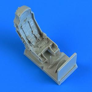 J-29 Tunnan - Seats with safety belts · QB 48898 ·  Quickboost · 1:48
