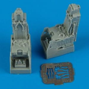 F-15E - Ejection seat with safety belts · QB 72142 ·  Quickboost · 1:72