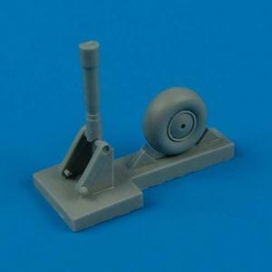 Wellington - Tail wheel [Trumpeter] · QB 72224 ·  Quickboost · 1:72