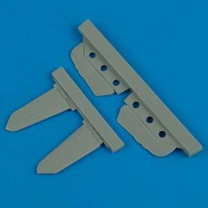 BfG-10/K - Stabilizer [Fine Models] · QB 72256 ·  Quickboost · 1:72
