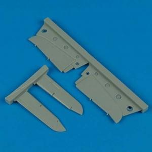 SBD dauntless - Stabilizer [Hasegawa] · QB 72283 ·  Quickboost · 1:72