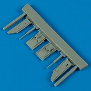 F9F-2 Panther - Undercarriage covers [HobbyBoss] · QB 72343 ·  Quickboost · 1:72
