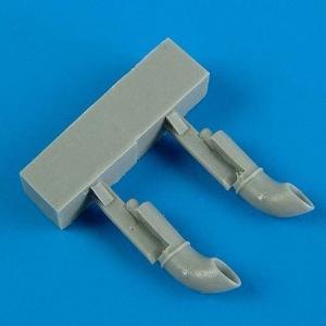 Swordfish Mk.- Exhaust [Airfix] · QB 72363 ·  Quickboost · 1:72