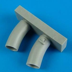 Seahawk - Exhaust nozzles [HobbyBoss] · QB 72366 ·  Quickboost · 1:72