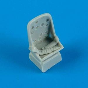 A6M2b Zero - Seat with safety belts · QB 72396 ·  Quickboost · 1:72