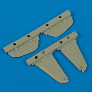P-40B/C - Stabilizer [Airfix] · QB 72403 ·  Quickboost · 1:72