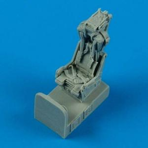 F-8 Crusader - Ejection seat with safety belts · QB 72406 ·  Quickboost · 1:72