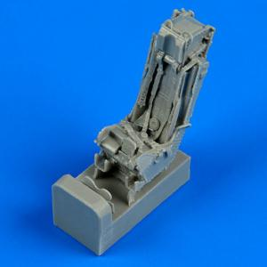 Hawker Hunter - Ejection seat with safety belts · QB 72435 ·  Quickboost · 1:72