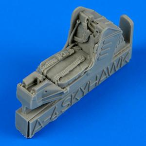 A-4 Skyhawk - Ejection seat with safety belts · QB 72444 ·  Quickboost · 1:72