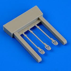 I-153 - Control lever [ICM] · QB 72495 ·  Quickboost · 1:72