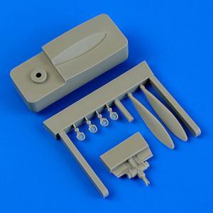 I-153 - Propeller B w/tool [ICM] · QB 72499 ·  Quickboost · 1:72