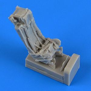 Swift FR.5 - Ejection seat with safety belts · QB 72528 ·  Quickboost · 1:72