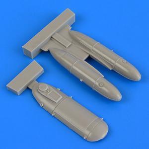 L-29RS Delfin - Reccon conversion [AMK] · QB 72535 ·  Quickboost · 1:72