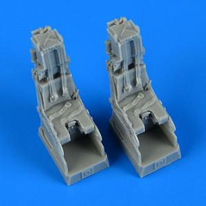 F-14D Tomcat - Ejection - Seats with safety belts [Hasegawa] · QB 72546 ·  Quickboost · 1:72