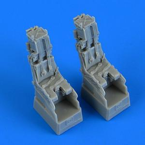 F-14D Tomcat - Ejection - Seats with safety belts [Fujimi] · QB 72551 ·  Quickboost · 1:72
