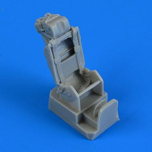 Sea Hawk - Ejection seat with safety belts [Trumpeter] · QB 72553 ·  Quickboost · 1:72