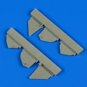 Defiant Mk.I - Undercarriage covers [Airfix] · QB 72560 ·  Quickboost · 1:72