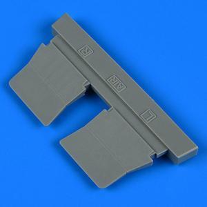 Phantom FG.1/FGR.2 - Spilter plates [Airfix] · QB 72631 ·  Quickboost · 1:72