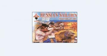 Russian Sailors, Boxer Rebellion 1900 · RDB 72019 ·  Red Box · 1:72