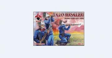 Italian Bersaglieri, Boxer Rebellion · RDB 72030 ·  Red Box · 1:72