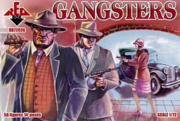 Gangsters · RDB 72036 ·  Red Box · 1:72