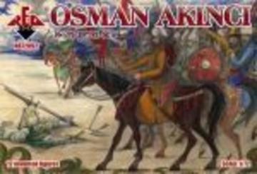 Osman Akinci,16-17th century - Set 1 · RDB 72092 ·  Red Box · 1:72