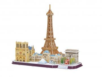 Paris Skyline · RE 00141 ·  Revell