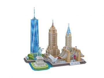 New York Skyline · RE 00142 ·  Revell