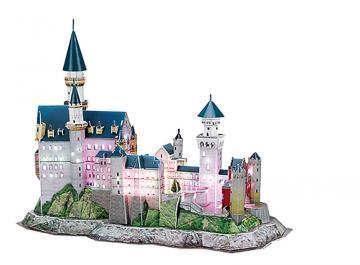 Schloss Neuschwanstein-LED Edition · RE 00151 ·  Revell