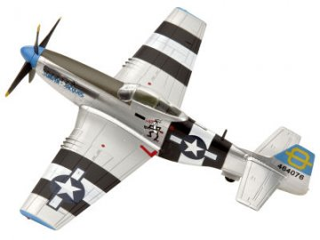 P-51D Mustang · RE 00402 ·  Revell · 1:72