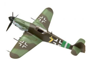 Messerschmitt Bf 109 G-10 · RE 00405 ·  Revell · 1:72