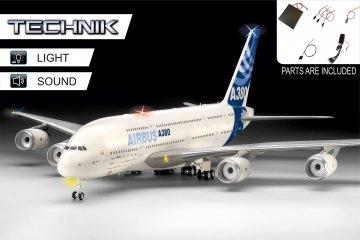 Airbus A380-800 - Technik · RE 00453 ·  Revell · 1:144