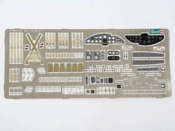 Fotoätzteile - Heinkel He 111 (04696) · RE 00715 ·  Revell · 1:32