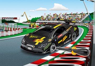 Racing Car, schwarz · RE 00809 ·  Revell