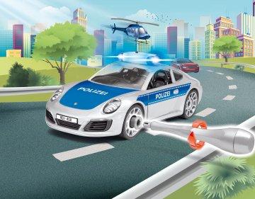 Porsche 911 Polizei · RE 00818 ·  Revell · 1:20