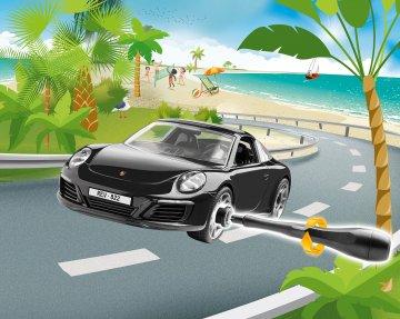 Porsche 911 Targa 4S · RE 00822 ·  Revell · 1:20
