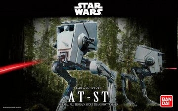 AT-ST · RE 01202 ·  Revell · 1:48