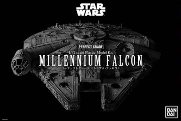Millennium Falcon - Perfect Grade · RE 01206 ·  Revell · 1:72