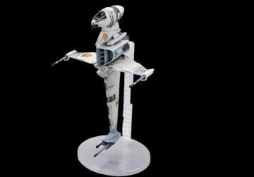 B-Wing Fighter · RE 01208 ·  Revell · 1:72