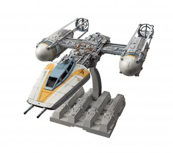 Y-wing Starfighter - Bandai  · RE 01209 ·  Revell · 1:72