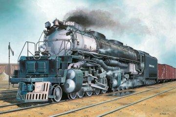 Big Boy Locomotive · RE 02165 ·  Revell · 1:87